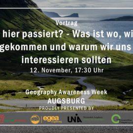 Vortrag – Markus Hilpert & Thomas Schneider – Was ist hier passiert?: Was ist wo, wie ist es dazu gekommen und warum wir uns dafür interessieren sollten?!